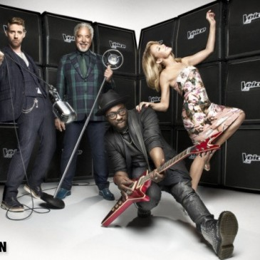 The Voice UK is back!
