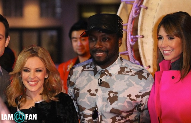 will.i.am on The One show