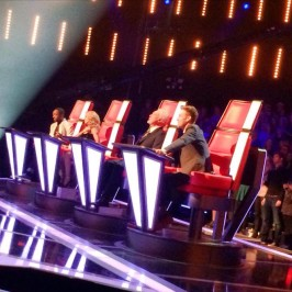 The Voice UK – 1st Live Show