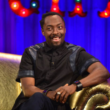 will.i.am on Chatty Man: New music and the watch