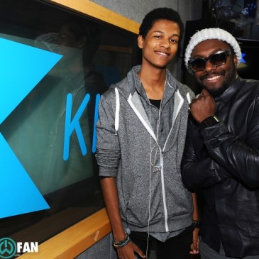 will.i.am on KISS FM