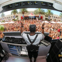 will.i.am performed at Encore Beach Club