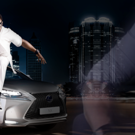 """Striking Angles"": A collaboration with Lexus"