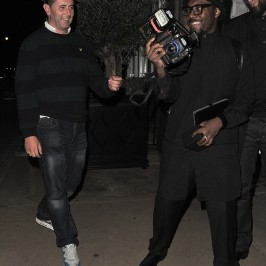 will.i.am had dinner with Beyonce, Jay-Z and Adele