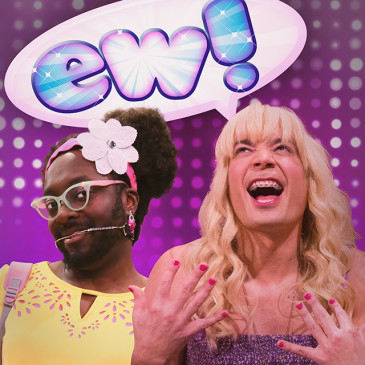 """Ew!"" by Jimmy Fallon feat. will.i.am"