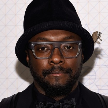 will.i.am at LV event