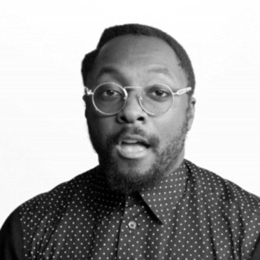 will.i.am in UNICEF's new campaign