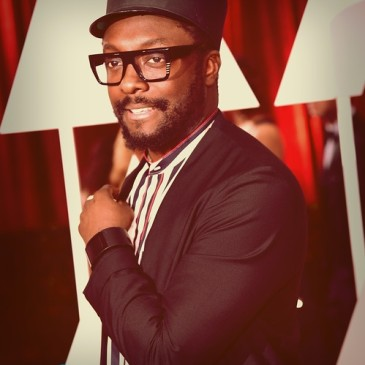 will.i.am at  the Oscars