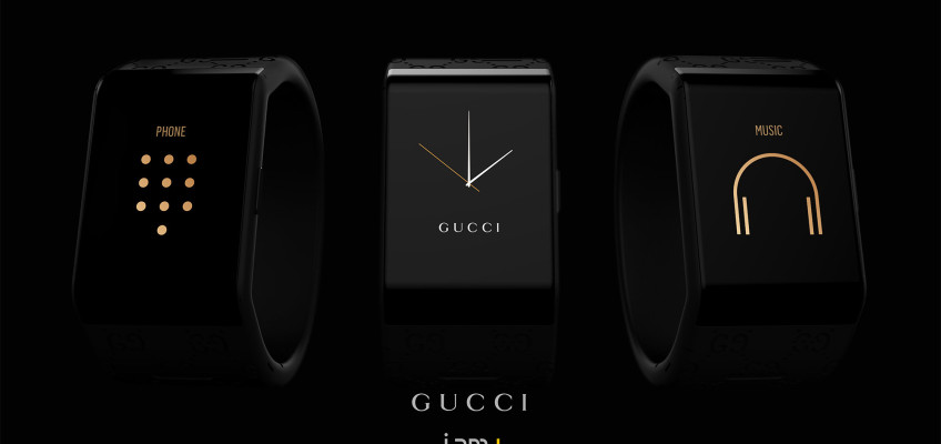 Baselworld 2015: PULS 2, a collaboration with GUCCI