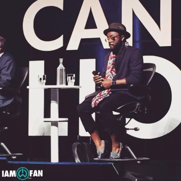 will.i.am at Cannes Lions 2015