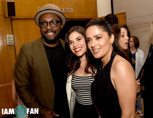 will.i.am at Kahlil Gibran's The Prophet screening