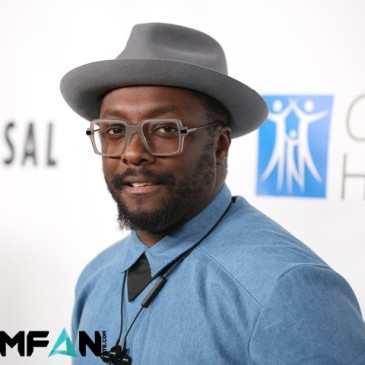 will.i.am at Spirit of Life Gala
