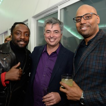 Will.i.am to be working with Apple on TV show