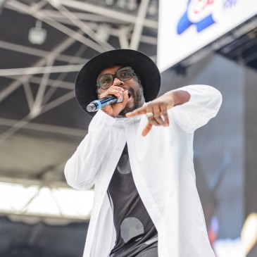 Watch will.i.am's set from the Capital Summertime Ball 2016