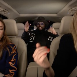 Carpool Karaoke w/ Gwyneth Paltrow & Jessica Alba