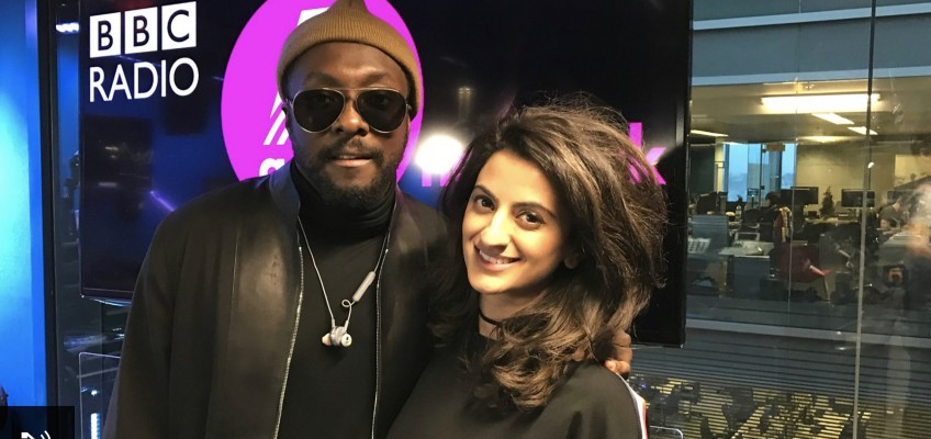 will.i.am @ BBC Radio 1Xtra