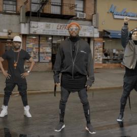 Black Eyed Peas feat. Slick Rick – CONSTANT